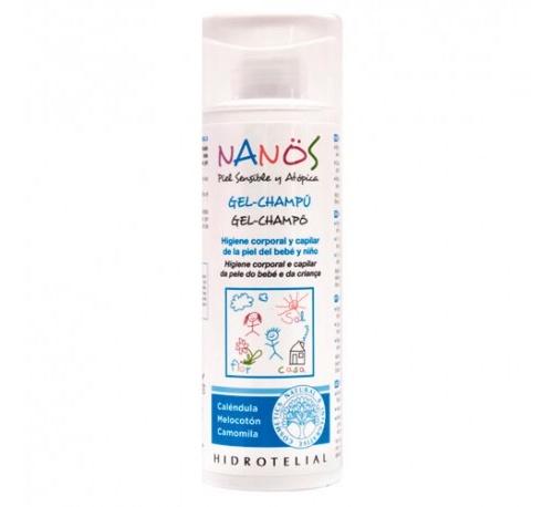 Hidrotelial nanos gel champu (200 ml)