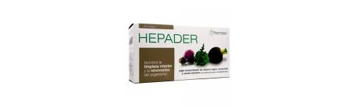 Hepader (10 ml 14 viales)