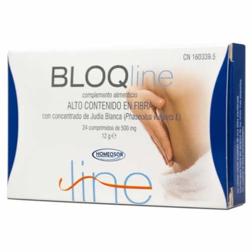 Bloqline (500 mg 24 comprimidos)