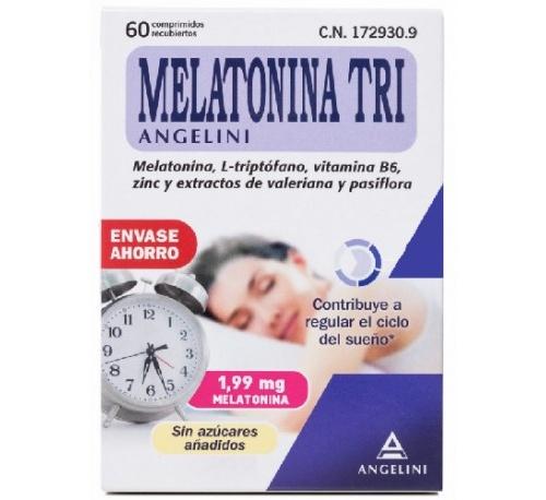 Melatonina tri (1.99 60 comp)