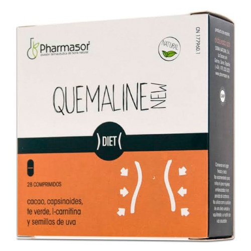 Quemaline new (28 comprimidos)