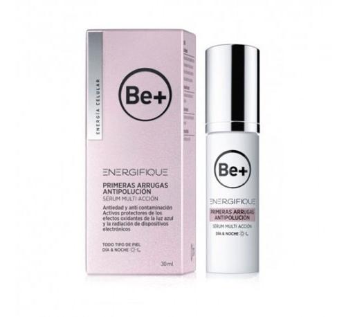 Be+ energifique primeras arrugas antipolucion - serum multi accion (30 ml)