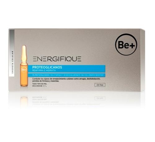 Be+ energifique ampollas proteoglicanos (30 u x 2 ml)