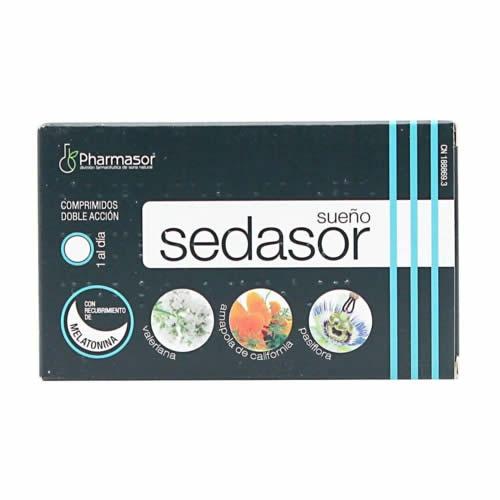 Sedasor sueño (24 comprimidos)