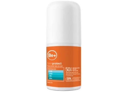 Be+ skin protect roll on spf50+ (40 ml)