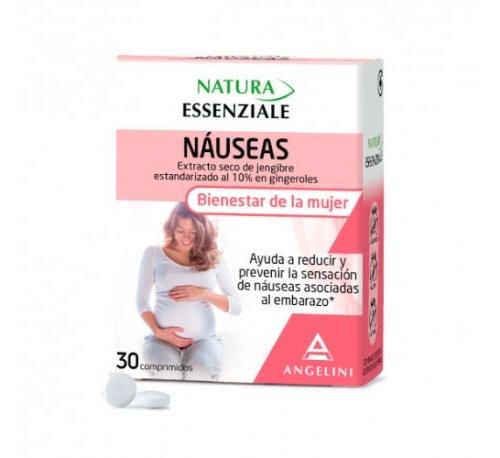 Natura essenziale nauseas (30 comprimidos)