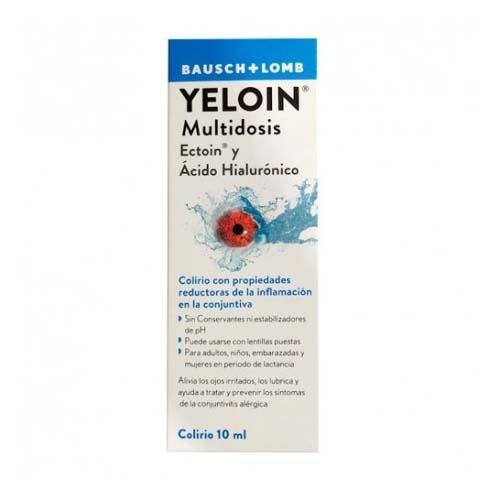 Yeloin colirio (1 envase 10 ml)