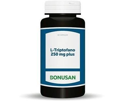 L triptofano 250 mg plus 60 c
