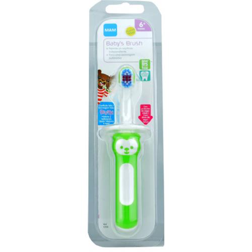 Cepillo dental infantil - baby´s brush (6+m 1 u)