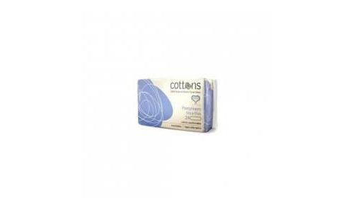 Cottons salvaslips 24u