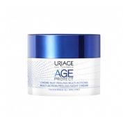 Age protect crema de noche peeling multiaccion (50 ml)