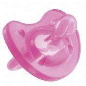 Chupete silicona - chicco physio soft (0-6m rosa)