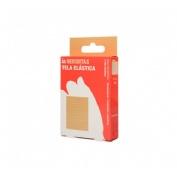 Interapothek - aposito adhesivo (tira algodon 100 x 6 cm)