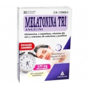MELATONINA TRI ANGELINI 30COM