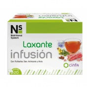 Ns laxante infusion (20 sobres)