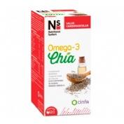 Ns omega 3 chia (120 caps)