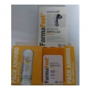 Farma feet pack stick + apositos ampollas