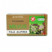 Tila alpina (1.2 g 20 filtros)