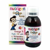 Nutrigen omega syrup (200 ml)