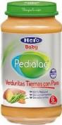 PEDIALAC VERDURITAS TIERNAS CON PAVO HERO BABY 2