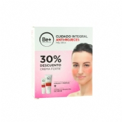 Be+ antirojeces piel normal/mixta + forte (pack 50 ml + 30 ml)