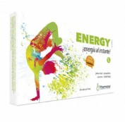 ENERGY HOMEOSOR 20 VIALES 10ML