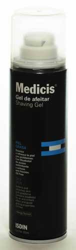 MEDICIS GEL AFEIT PIEL GRAS200