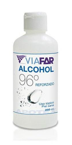 Apotex alcohol 96º reforzado piel sana - antiseptico (250 ml)