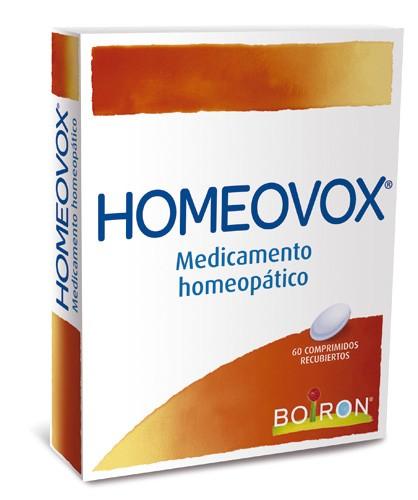 Homeovox 60 comp boiron