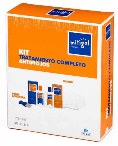 MITIGAL KIT TRATAMIENTO