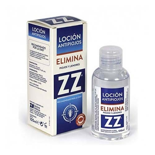 Zz locion antipiojos (1 envase 100 ml)