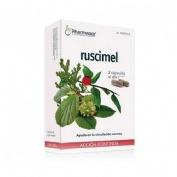Ruscimel accion continua capsulas soria natural - homeosor (30 caps)
